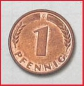 Mobile Preview: 1 Pfennig - Serie G 1969