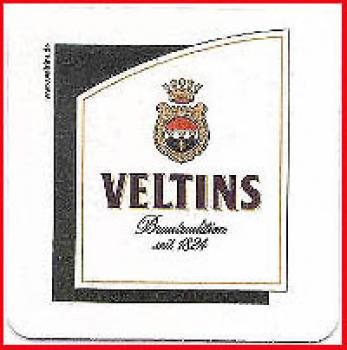 Bierdeckel (29) - Veltins - Brautradition seit 1824