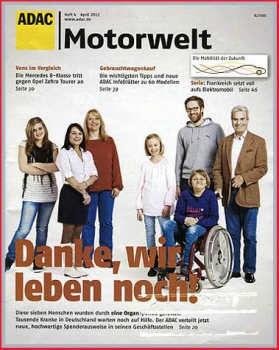 ADAC - Motorwelt - Heft 4 - April 2012