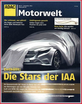 ADAC - Motorwelt - Heft 9 - September 2011