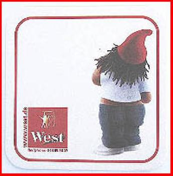 Bierdeckel (4) - West - Easy geniessing, Bruder