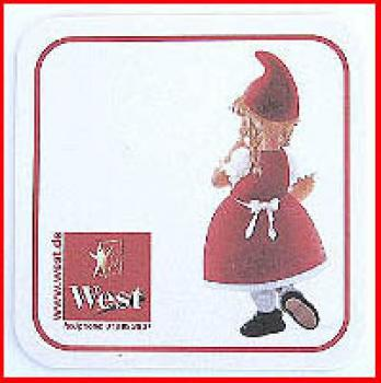 Bierdeckel (5) - West - O´zapft is`!