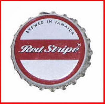 Kronkorken (26) - Red Stripe Jamaica