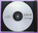 Fujifilm CD - CD-R Multispeed