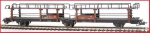 Trix H0 International - Autotransportwagen 3663 der DB